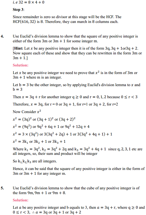 NCERT Solutions for Class 10 Maths Chapter 1 Real Numbers Ex 1.1 4