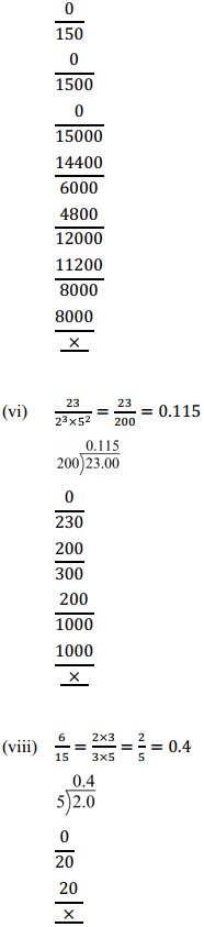 NCERT Solutions for Class 10 Maths Chapter 1 Real Numbers Ex 1.4 5