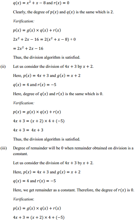 NCERT Solutions for Class 10 Maths Chapter 2 Polynomials Ex 2.3 7