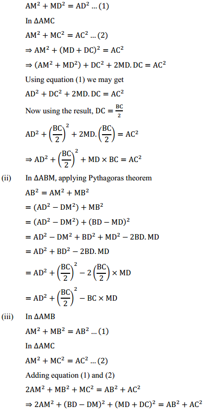 NCERT Solutions for Class 10 Maths Chapter 6 Triangles Ex 6.6 6