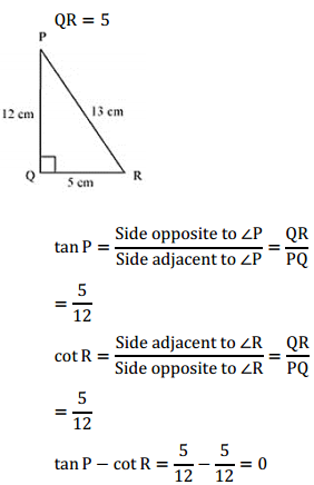 NCERT Solutions for Class 10 Maths Chapter 8 Introduction to Trigonometry Ex 8.1 3