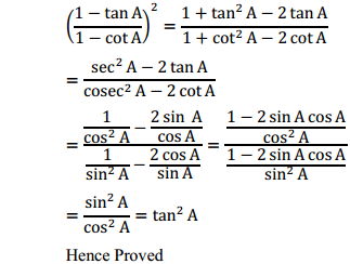 NCERT Solutions for Class 10 Maths Chapter 8 Introduction to Trigonometry Ex 8.4 15