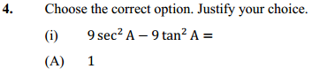 NCERT Solutions for Class 10 Maths Chapter 8 Introduction to Trigonometry Ex 8.4 3