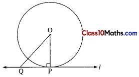 Circle Maths Notes 10