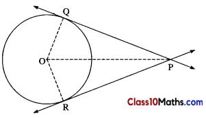 Circle Maths Notes 12