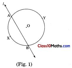 Circle Maths Notes 16