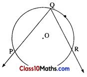 Circle Maths Notes 23