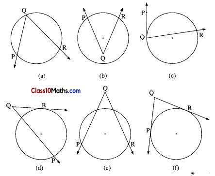 Circle Maths Notes 24