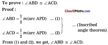 Circle Maths Notes 28