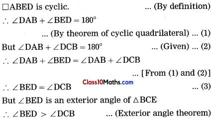 Circle Maths Notes 35