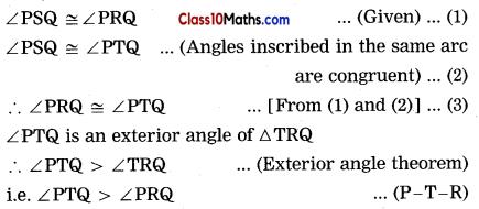 Circle Maths Notes 38
