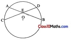 Circle Maths Notes 39
