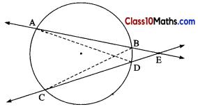 Circle Maths Notes 47
