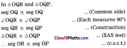 Circle Maths Notes 9