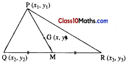 Coordinate Geometry Maths Notes 10