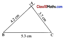 Geometric Constructions Maths Notes 11