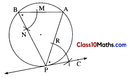 Geometric Constructions Maths Notes 15