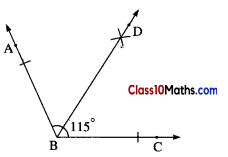 Geometric Constructions Maths Notes 2