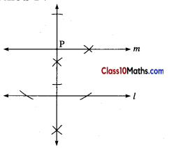 Geometric Constructions Maths Notes 7