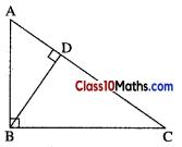 Pythagoras Theorem Notes 10