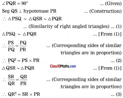 Pythagoras Theorem Notes 6