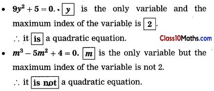 Quadratic Equations Notes 3