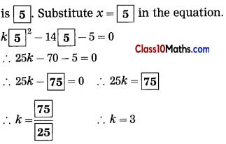 Quadratic Equations Notes 5