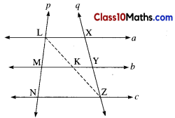 Similarity Notes 17