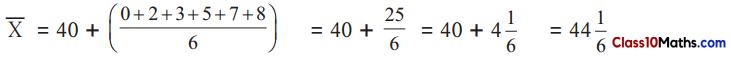 Statistics Maths Notes 1