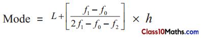 Statistics Maths Notes 4