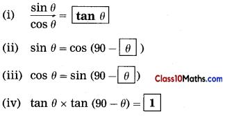 Trigonometry Maths Notes 4